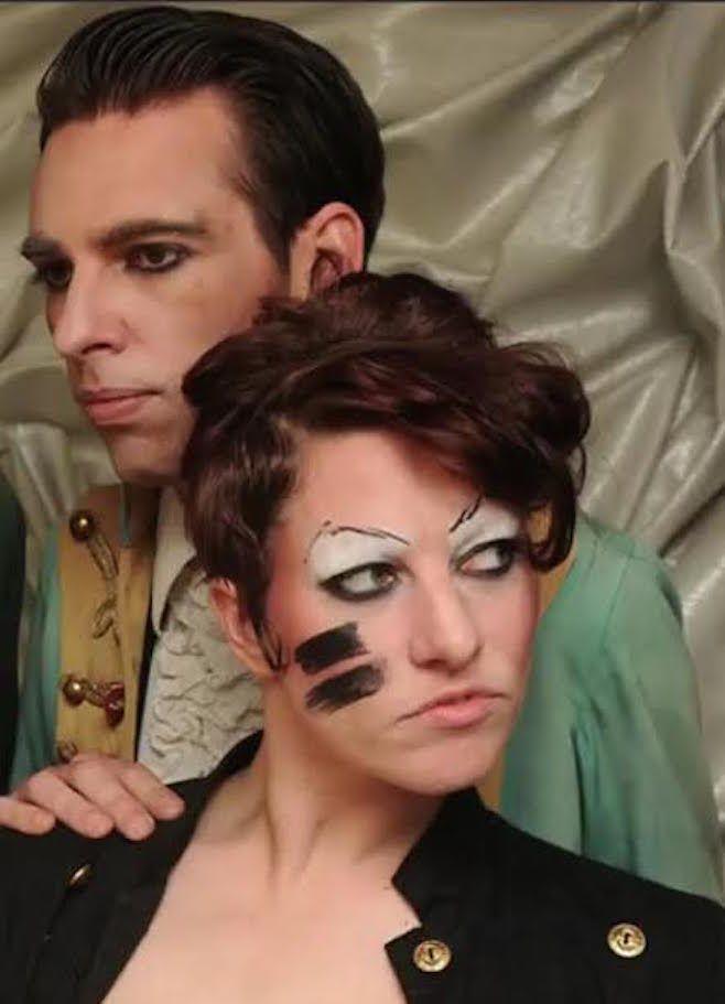 Listen to Amanda Palmer and Jherek Bischoff's David Bowie Covers EP, Featuring Neil Gaiman, John Cameron Mitchell, Anna Calvi | News | Pitchfork