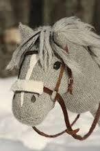 Resultado de imagem para stick horse pattern