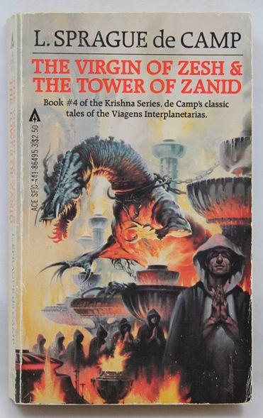 Fantasy Book Cover Art For Sale : Best l sprague de camp gallery images on pinterest