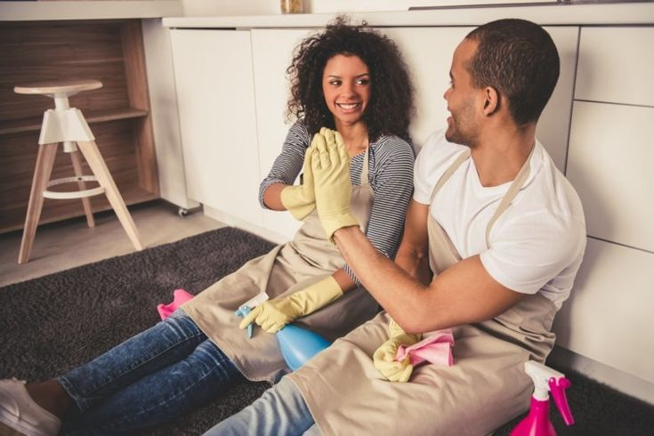 How to spring clean your home in 7 days spring cleaning