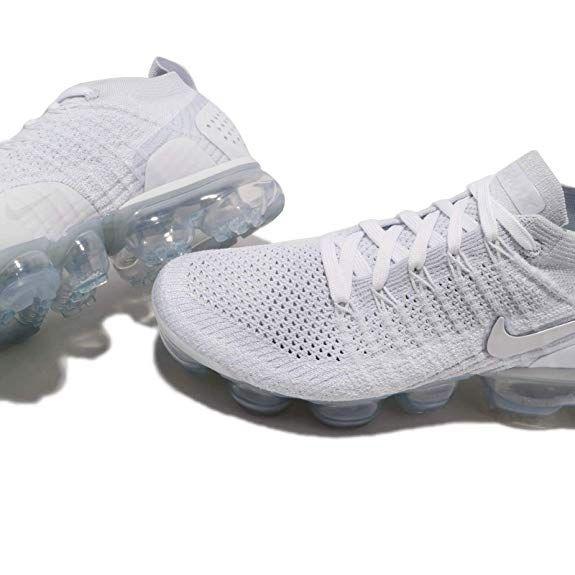 2ae8fe8435c64 Amazon.com | NIKE Women's Air Vapormax Flyknit 2 Running Shoes (11 ...