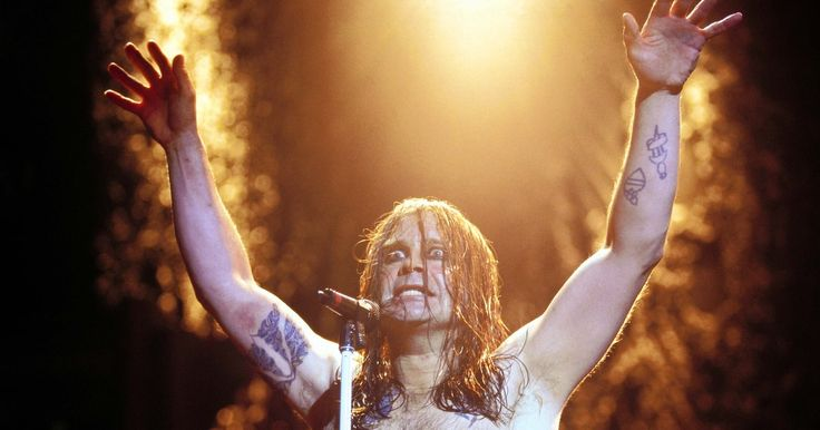 Ozzy Osbourne: My 10 Favorite Metal Albums #headphones #music #headphones