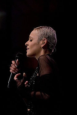Mariza - Portuguese Fado singer