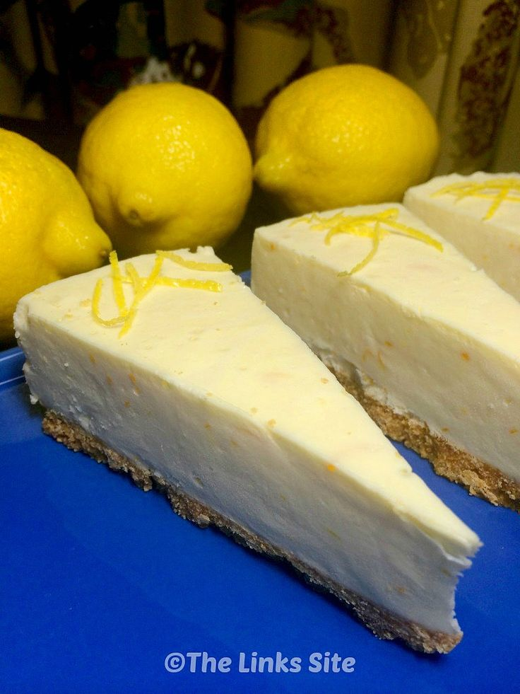 It tastes so indulgent but this Easy Lemon Cheesecake recipe is quick to prepare and requires no baking. It's irresistibly creamy, with a delicious lemon flavour