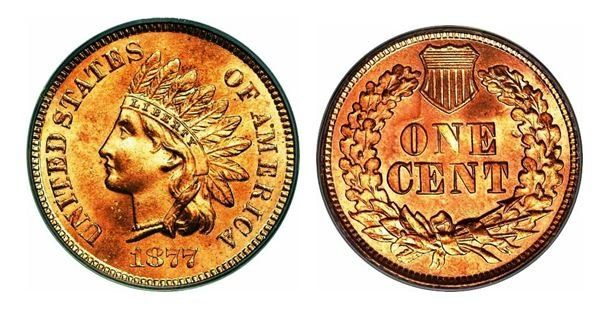 Lucky Indian Head Pennies