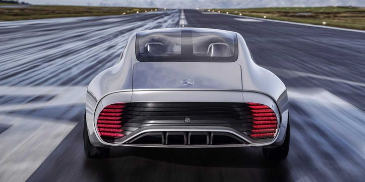 Mercedes-Benz has created a car that literally transforms as you drive it