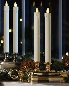 Luminara flameless candles