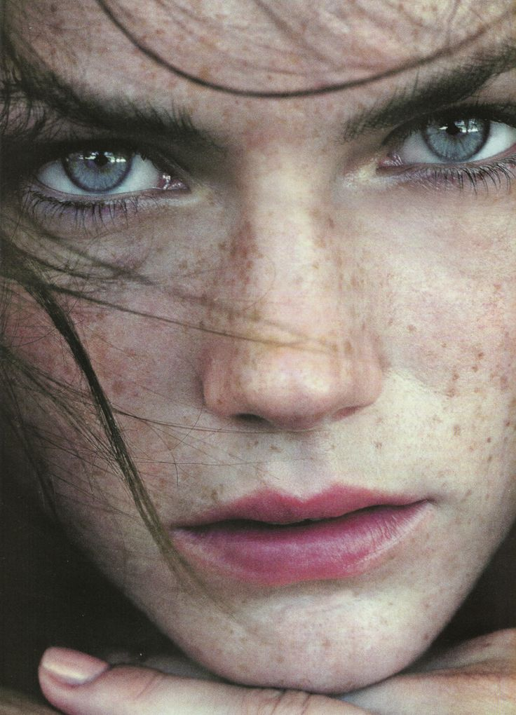 I love freckles!!! I think they look cute and super natural, mine are a little bit lighter but still shows! :)