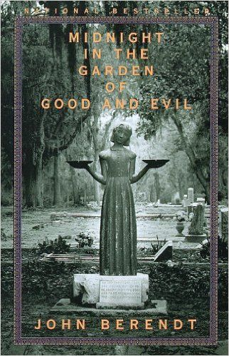 John Berendt chronicles the sordid scandals behind the walls of Savannah's gorgeous antebellum mansions in Midnight in the Garden of Good and Evil.