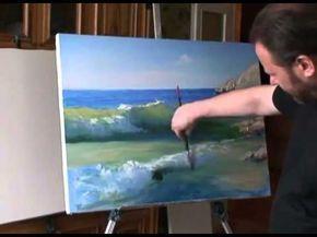 (2) KOSTENLOSES Video Transparent Wave Tutorial. Igor Saharoff – YouTube