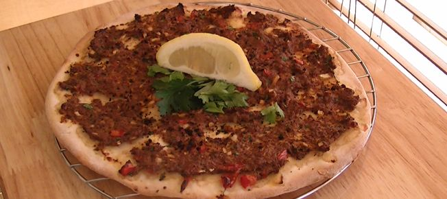 Lahmacun Recipe cant wait to try it!