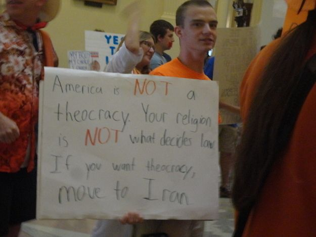 "Best Pro-Choice Signs | Top 17 Most Outrageous Pro-""Choice"" Signs During Texas' Abortion ..."