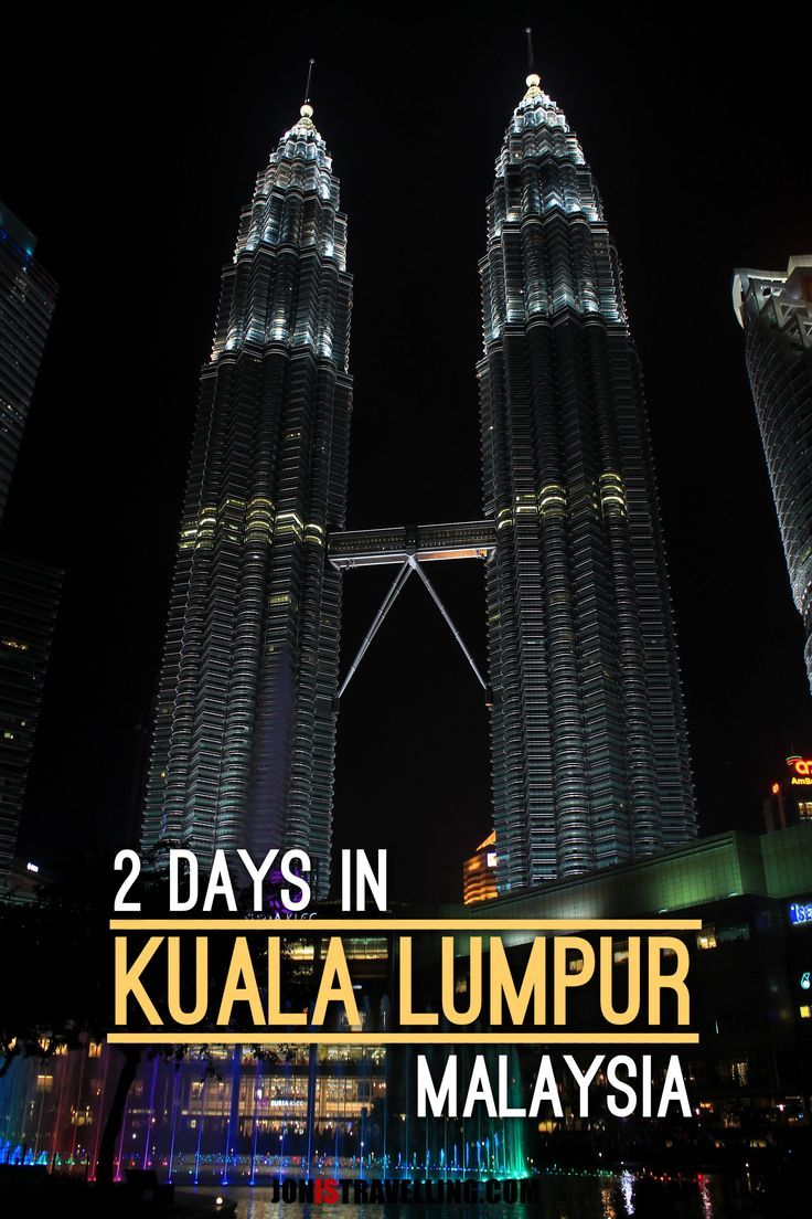 There is so much you can see in 2 days in Kuala Lumpur, Malaysia. From exploring the iconic Petronas Twin Towers to discovering the historic part of KL, Kuala Lumpur truly is a great destination to visit in Southeast Asia. For more details, check out this 2 Days in Kuala Lumpur, Malaysia Itinerary