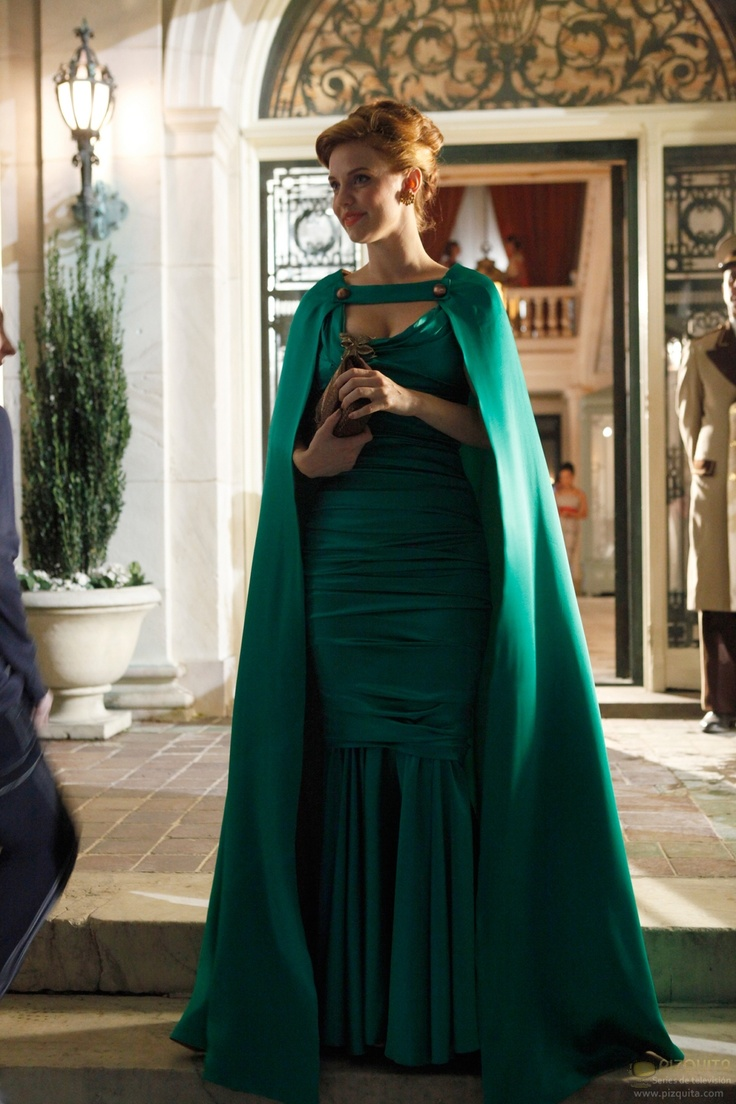 Fashion from TV series #Pan_Am (s01e05)