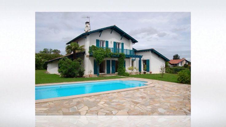 A VENDRE Superbe Villa avec piscine sur Golf de Bassussarry 698000 €