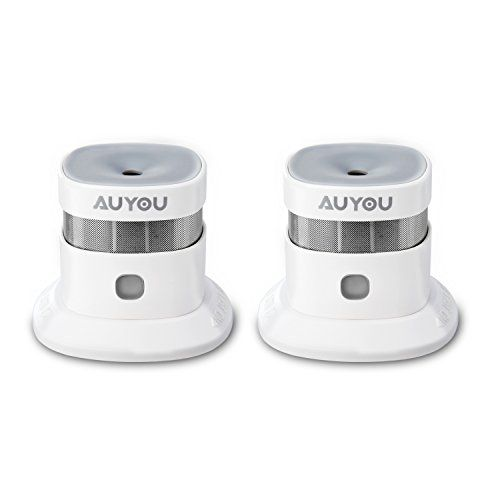 Leolanraring AuYou Smoke Detector 2 Pcs Intelligent Smoke Alarm with Smart Photoelectric Sensor High Tech High Se No description (Barcode EAN = 0709202767666). http://www.comparestoreprices.co.uk/december-2016-6/leolanraring-auyou-smoke-detector-2-pcs-intelligent-smoke-alarm-with-smart-photoelectric-sensor-high-tech-high-se.asp
