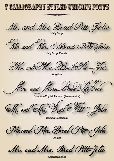 Ct designs calligraphy and wedding stationery