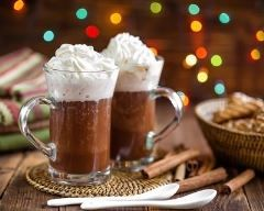 Chocolat chaud viennois Ingrédients