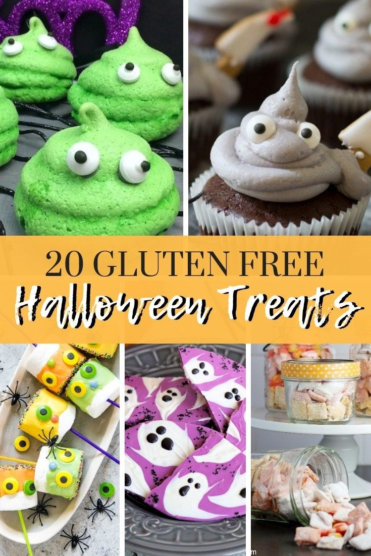 20 spooky gluten free halloween treats all things for the holidays pinterest halloween sweets halloween desserts and glutenfree