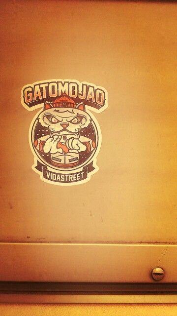#gatomojao