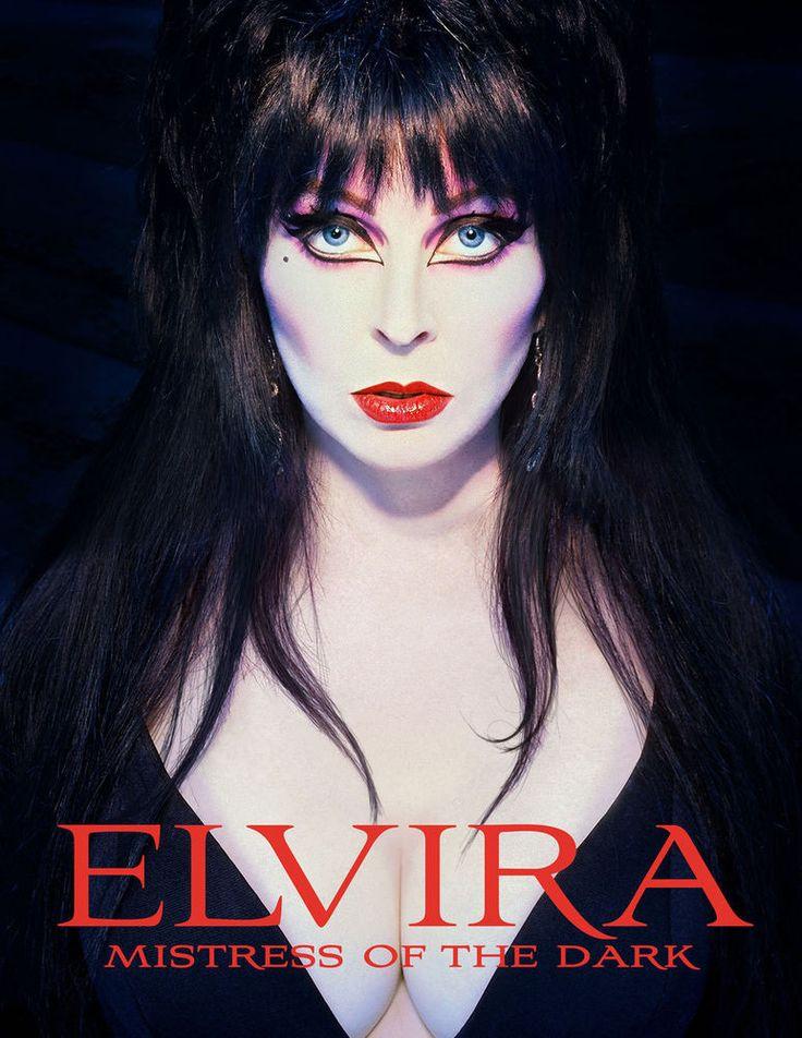 Elvira Mistress of Dark signed Coffin Table book Cassandra Peterson PRESALE