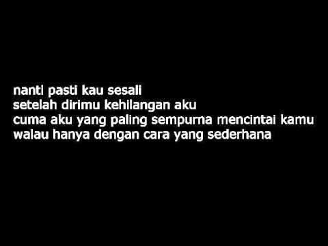 Fredy - Nanti (Lyrics)