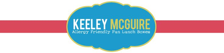 KeeleyMcGuire.com - Allergy Friendly Fun LUnch Boxes | A blog all about making allergy-friendly lunches