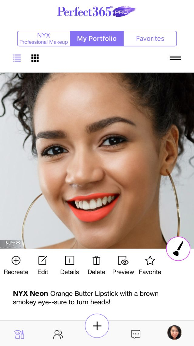 A Virtual Makeover Solution for Beauty Professional Artists