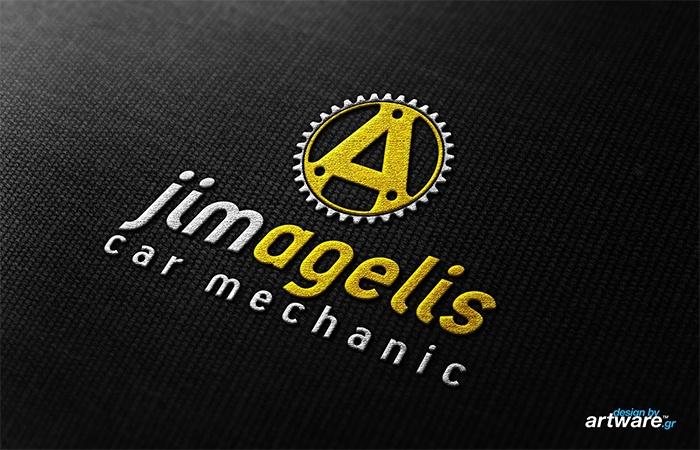 mechanic logo design | Coches/ cars | Pinterest