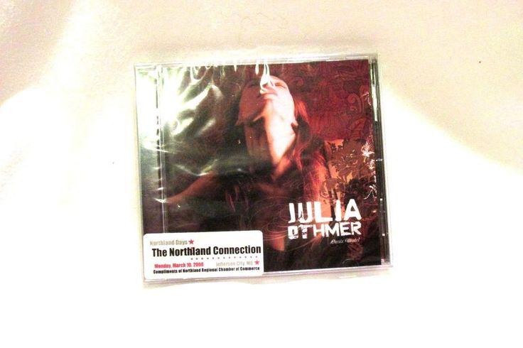 Julia Othmer Oasis Motel Cd New 2006 #2000s