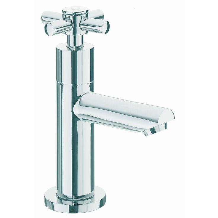 Praya Asmaro toiletkraan chroom - 22.3702 - Sanitairwinkel.be
