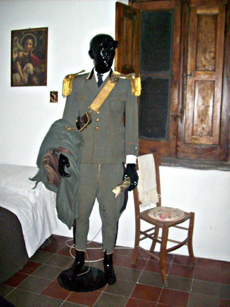 2° piano - stanzetta del fascista