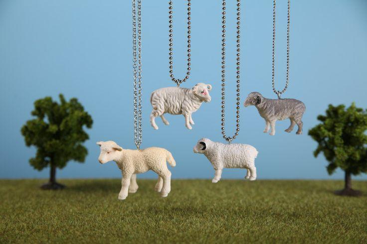 Flying sheep. Leketøys/Play Again by Platou+Platou.