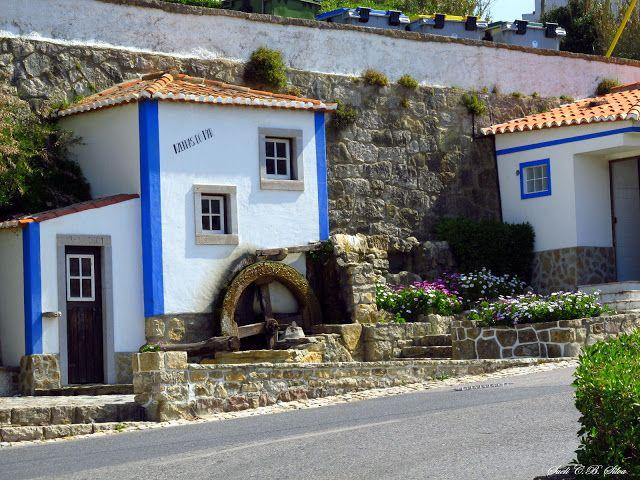 Encantos e Recantos de Portugal: Azenhas na Primavera