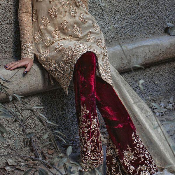 Mina Hassan Bridal AW15