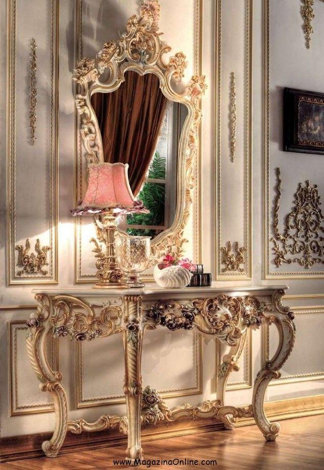 Luxury Italian Entryway Luxury Italian Furniture By