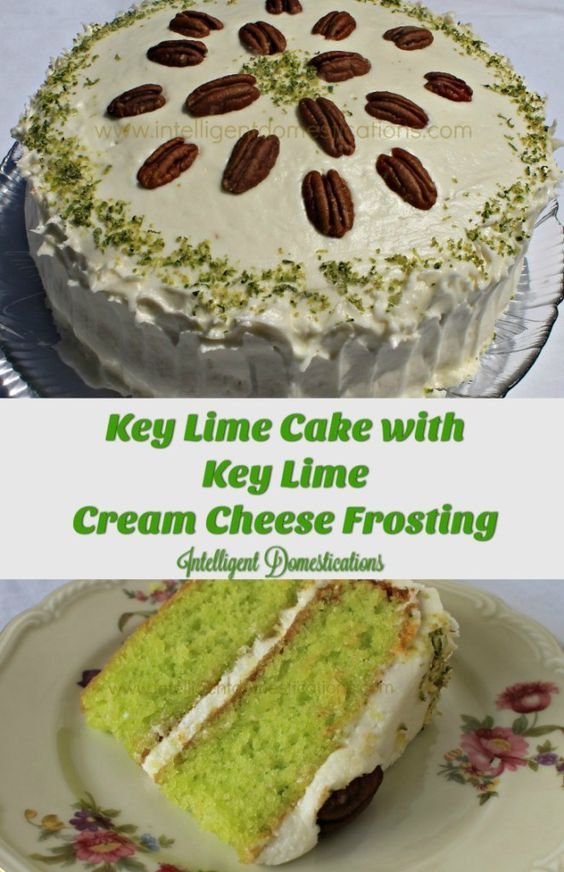... about Key Lime Cake on Pinterest | Lime Cake, Key Lime and Lime Pie
