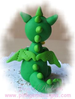 Cupcake Teddy    Cupcake Teddy & Friend     Denzil Dragon