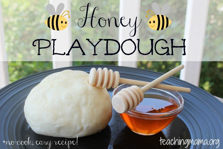 Honey playdough is easy to make and smalls great! Just a few simple steps to make and you will have a great sensory experience for your little one.