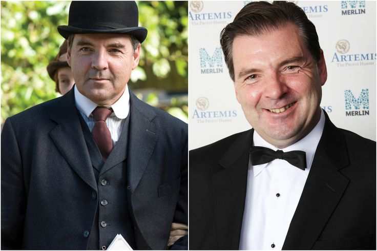 John Bates: Brendan Coyle While he looks great in his tuxedo on its own, we can't help but wish Coyle might rock a bowler on the red carpet someday.