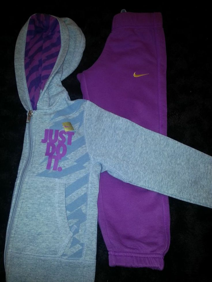 Nike Hoodie Girls 4-5yrs perfect condition