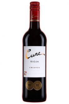 Cune Rioja Crianza, 2012, Espagne | Le Devoir