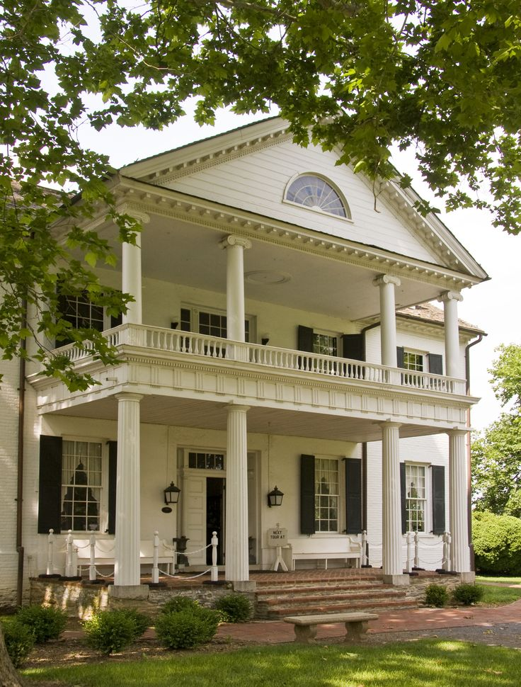 Rose Hill Manor Frederick MarylandAntebellum HomesWedding LocationsWedding