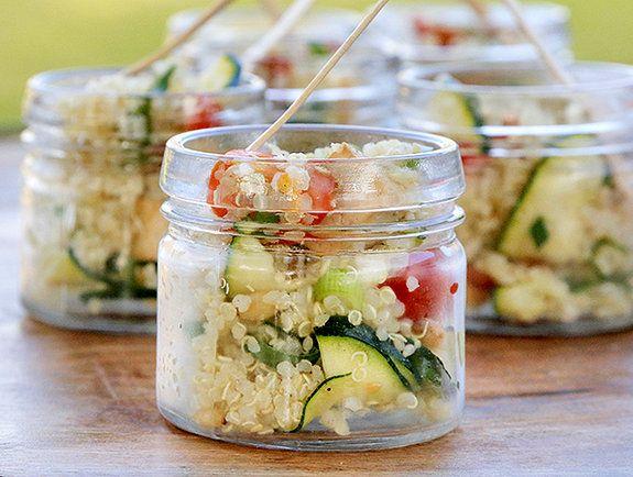 quinoa pot