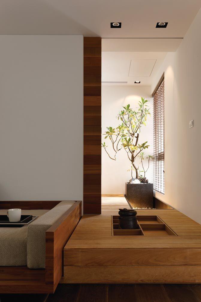 Best Harmonisches Minimalistisches Interieur Design Ideas ...
