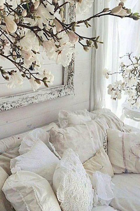 The perfect relaxation spot - Vicki Archer // https://www.instagram.com/vickiarcher/