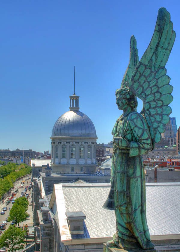 The Bonsecours Market, Montreal