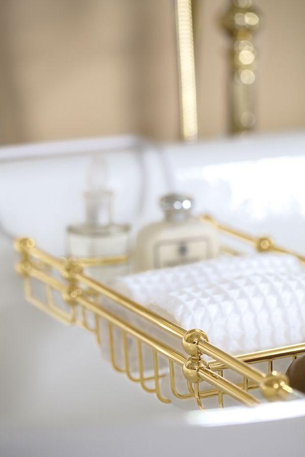 Regent soap basket