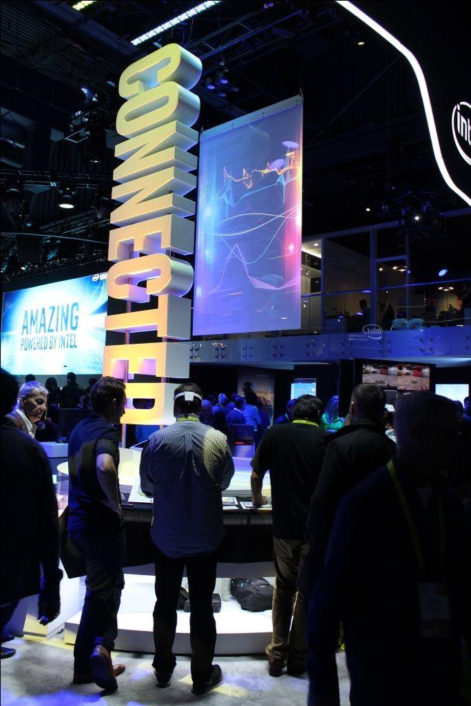 Intel @ CES 2017
