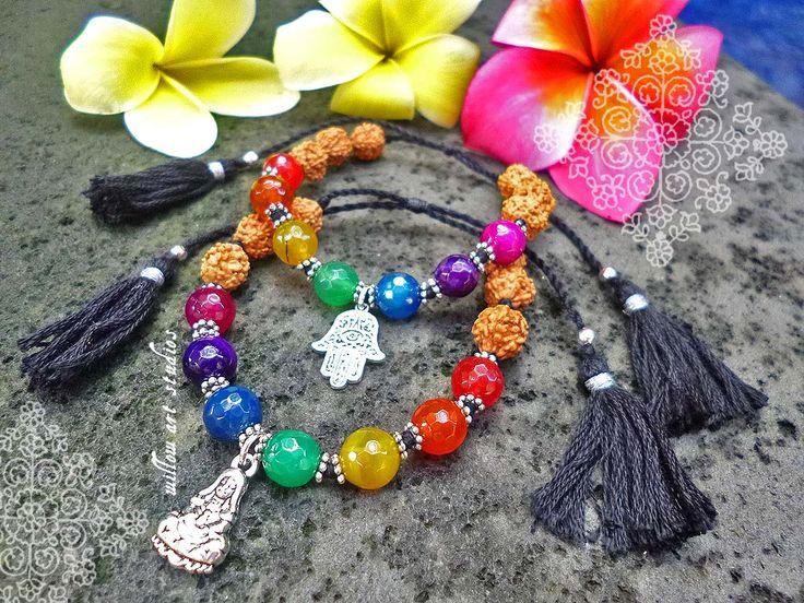 Chakras theraphy bracelets